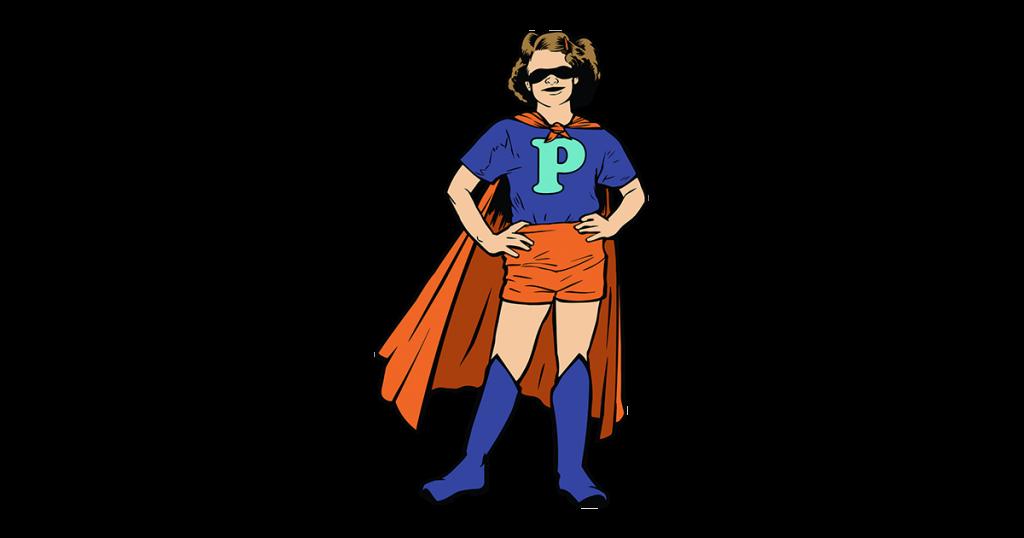 Superhero Sara